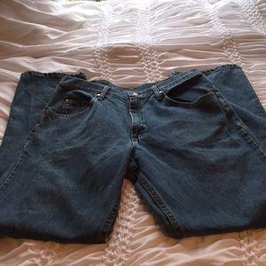 Vintage high waist wrangler mom jeans